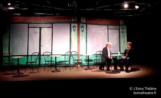 La Réponse- P. Crespeau & Y. Ar Branov - C L'Extra Théâtre - 1
